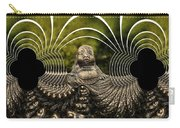 Buddha Fractal Carry-all Pouch