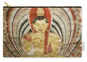 Buddha Painting In Sri Lanka Carry-all Pouch