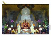 Buddha Statue Carry-all Pouch