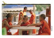Buddhist Childhood Carry-all Pouch