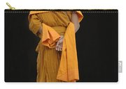Buddhist Monk 1 Carry-all Pouch by Bob Christopher