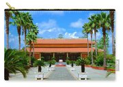 Buddhist Temple In Houston Carry-all Pouch