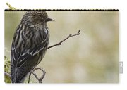 Budding Spring Song Carry-all Pouch