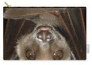 Buettikofers Epauletted Bat Epomops Carry-all Pouch