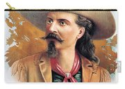 Buffalo Bill Cody, C1888 Carry-all Pouch