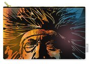 Buffalo Headdress Carry-all Pouch