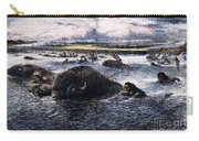 Buffalo Hunt, 1874 Carry-all Pouch