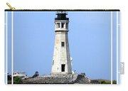 Buffalo Main Lighthouse Carry-all Pouch