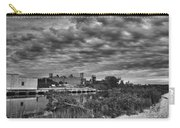 Buffalo Mills Under Clouds Carry-all Pouch