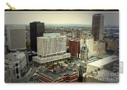 Buffalo New York Aerial View Carry-all Pouch