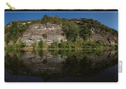 Buffalo River Bend Panorama Carry-all Pouch
