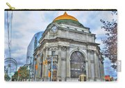 Buffalo Savings Bank  Goldome  M And T Bank Branch Carry-all Pouch