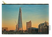 Building Shard Carry-all Pouch by Jasna Buncic