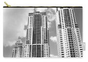 Buildings Downtown Miami Carry-all Pouch