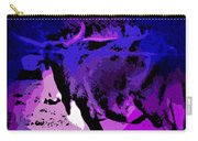 Bull On The Move Carry-all Pouch