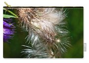 Bull Thistle Carry-all Pouch