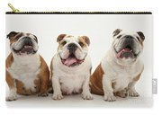 Bulldogs Carry-all Pouch