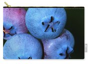 Bunch Of Blueberries Carry-all Pouch