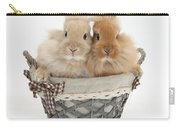 Bunnies A Basket Carry-all Pouch