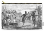 Burma: Dance, 1853 Carry-all Pouch