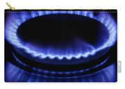 Burning Gas Carry-all Pouch by Fabrizio Troiani
