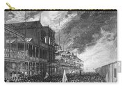 Burning Of Colon, 1885 Carry-all Pouch