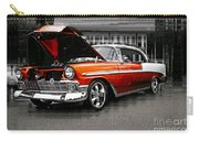 Burnt Orange Chevy Abstract Carry-all Pouch