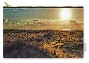 Burnt Orange Sunrise Carry-all Pouch