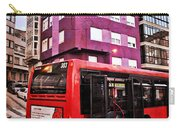 Bus Stop - La Coruna Carry-all Pouch