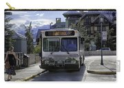 Bus To East Vail - Colorado Carry-all Pouch