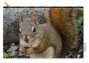 Bushy Tail Carry-all Pouch