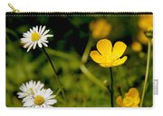 Buttercup In Riverside Park Carry-all Pouch