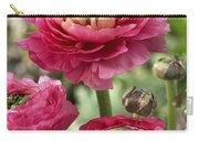 Buttercup Ranunculus Sp Mirabelle Vert Carry-all Pouch