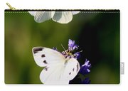 Butterfly - Visiting Carry-all Pouch