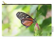Butterfly At Rest Carry-all Pouch