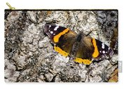 Butterfly Bark Carry-all Pouch