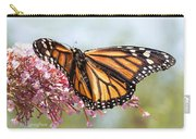 Butterfly Beauty - Monarch IIi Carry-all Pouch