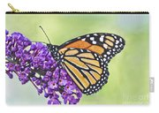 Butterfly Beauty-monarch Carry-all Pouch