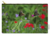 Butterfly Chase Carry-all Pouch
