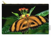 Butterfly Dryadula Heliconius Feeding Carry-all Pouch