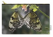 Butterfly Duo Carry-all Pouch