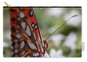 Butterfly Friendship Card Carry-all Pouch