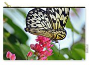 Butterfly Glow Carry-all Pouch