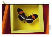 Butterfly In Box Carry-all Pouch