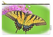 Butterfly In Candyland Carry-all Pouch