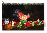 Butterfly Lovers Carry-all Pouch by Semmick Photo