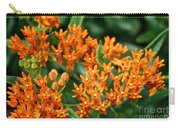 Butterfly Milkweed Carry-all Pouch
