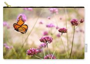 Butterfly - Monarach - The Sweet Life Carry-all Pouch