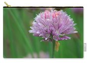 Butterfly On Clover Carry-all Pouch
