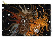 Butterfly Swirl Carry-all Pouch